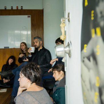 Tormenta temática FIDCU: Arte, ritual y comunidad
