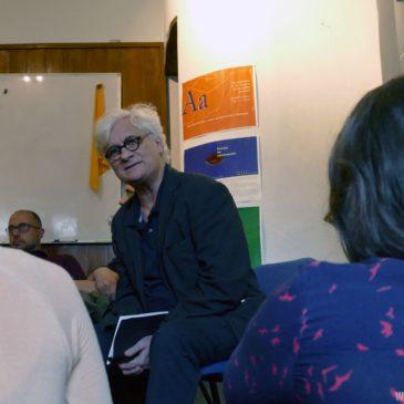 Actos colectivos de respiración _ Encuentro con Bifo Berardi en Montevideo.